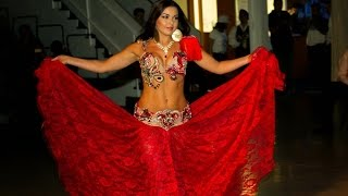 Alla Kushnir Superb Belly Dance