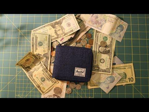 My new HERSCHEL Walt Wallet