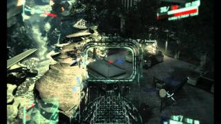 Crysis 2 Downed Bird gameplay with Feline