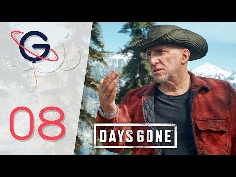 DAYS GONE FR #8 : Balade avec Iron Mike