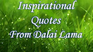 Dalai Lama Quotes-Inspirational Quotes
