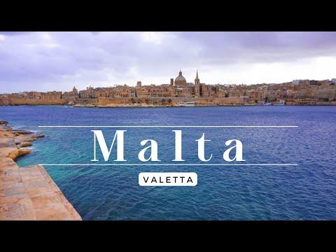 Co w zimę zobaczyć na MALCIE? | VALETTA | vlog