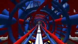 Stormphere (RCT3 Slingshot coaster)