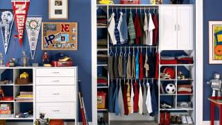 Do It Yourself Child Closet & Playroom Systems And Solutions