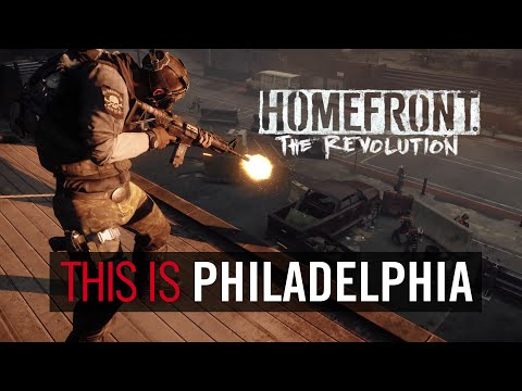 Homefront: The Revolution debuts on May 17, and closed beta test is now live