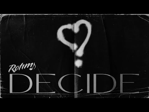 Rotimi - Decide (Visualizer)