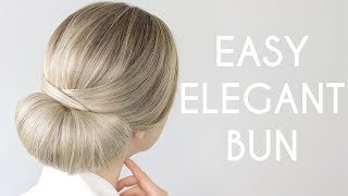 HOW TO: EASY UPDO | Perfect For Bridal, Prom, Work