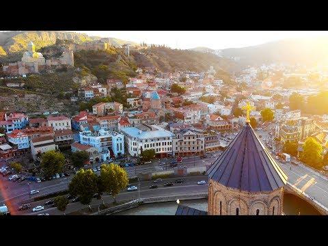 4K:Georgia Travel Documentary:Three Kinds of Soul