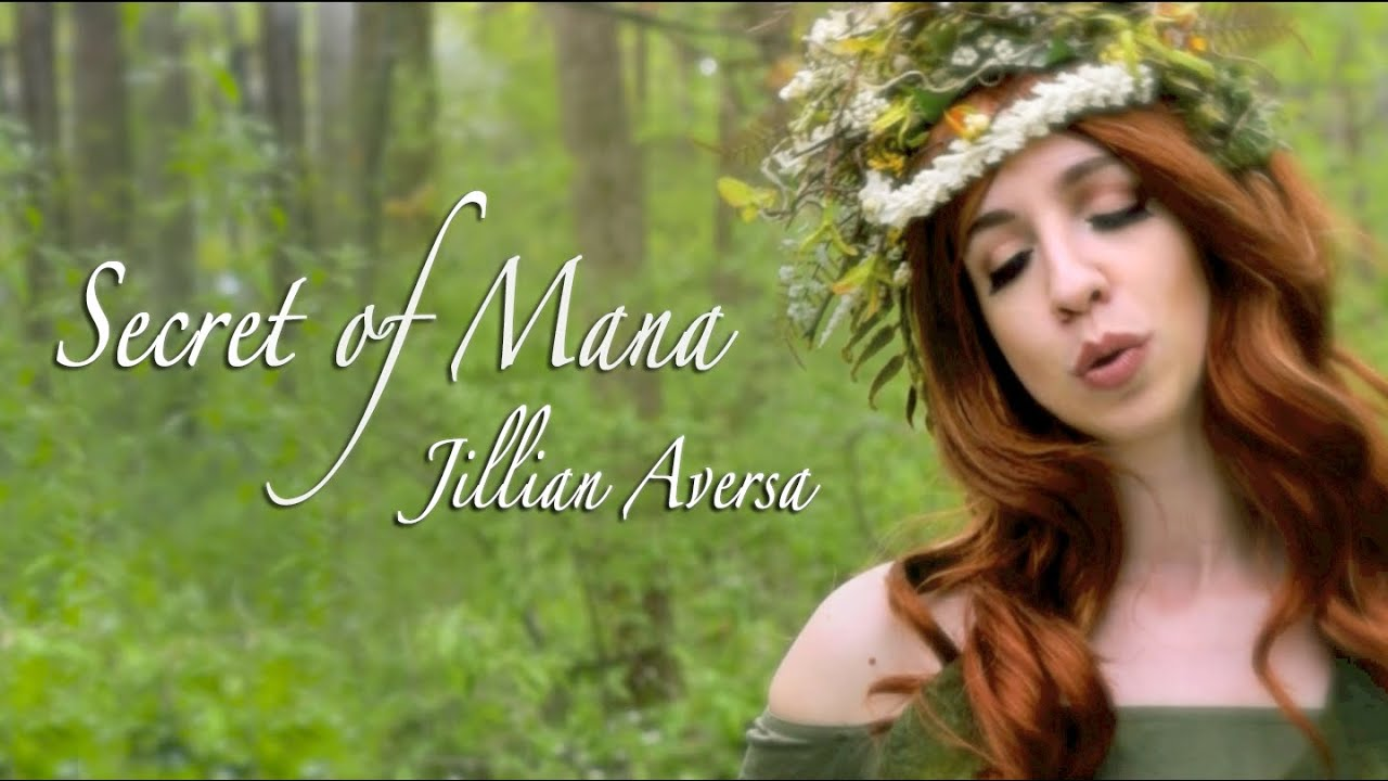 "Secret of Mana / Trials of Mana - ""Fear of the Heavens"" Main Theme - Vocal Cover by Jillian Aversa"