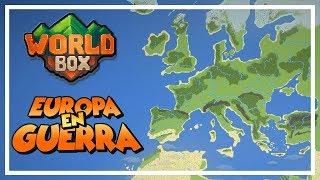 Gambar cover EUROPA EN GUERRA - WORLD BOX Gameplay Español Ep 1