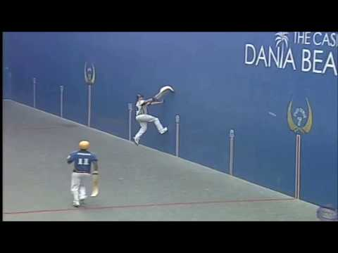 Dania Jai Alai 06-29-18 game 9- Best Points of the game