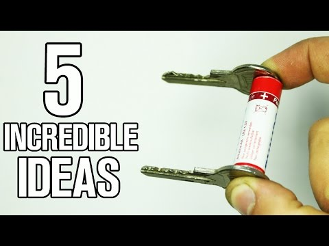 5 incredible ideas and Life Hacks - YouTube