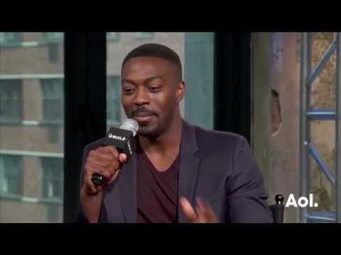 David Ajala On How HIs Math Teacher Inspired Him To Try Acting  BUILD Series