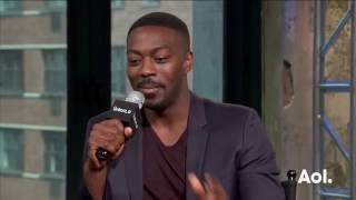 Video David Ajala On How HIs Math Teacher Inspired Him To Try Acting | BUILD Series download MP3, 3GP, MP4, WEBM, AVI, FLV November 2017