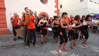 Batebalengo a Coburgo 2013 - Wein Ortel