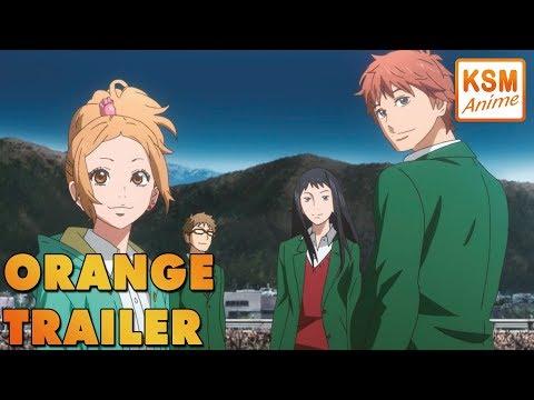 Orange - TRAILER Deutsch (German)