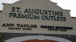 St. Augustine Outlets for Fabulous and Convenient Shopping in Jacksonville