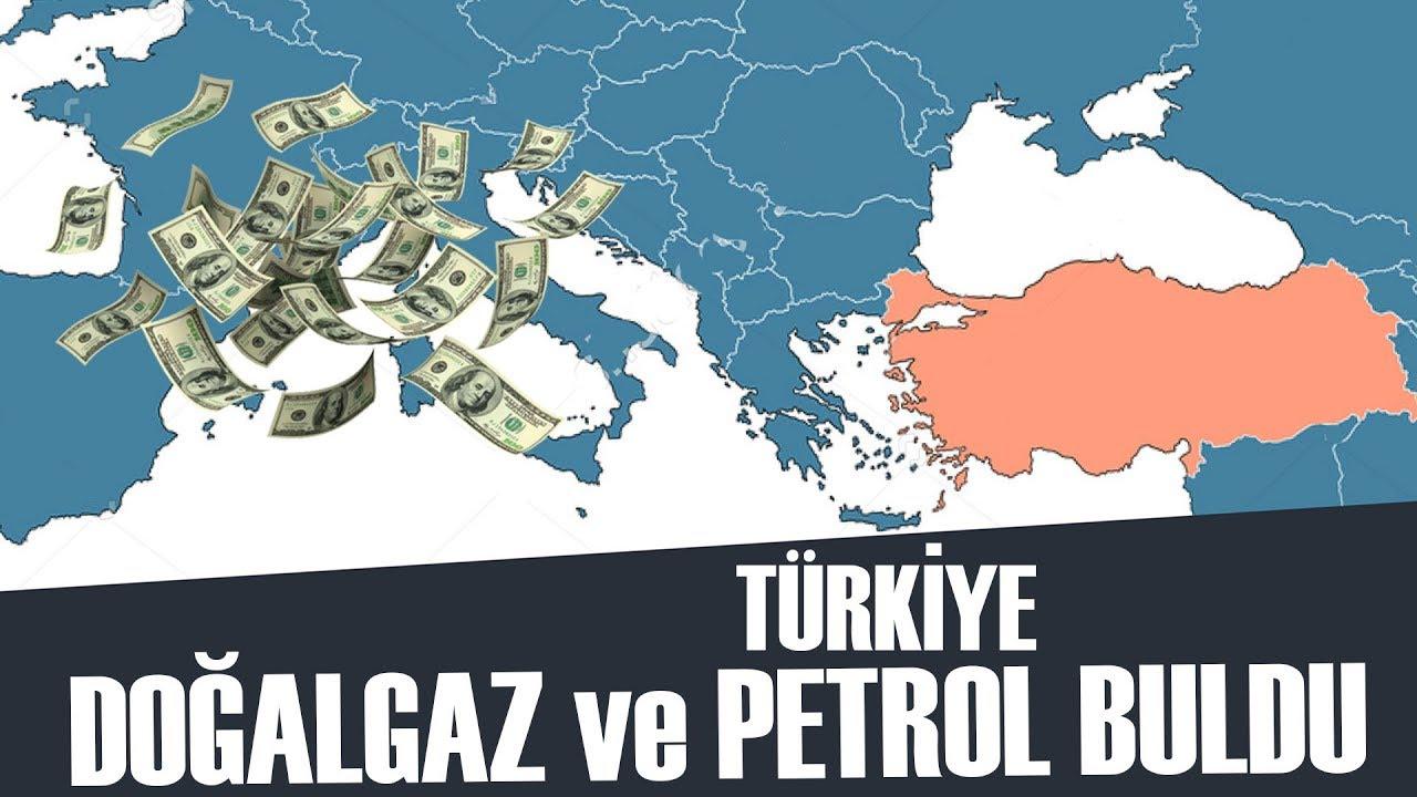 2019'da Türkiye'ye Para Akacak, Yeni Rezervler Bulundu