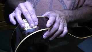 272 RSW Alvarez Guitar Hole Lot Wrong