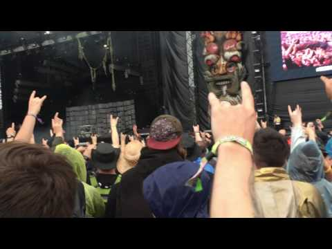 Disturbed  Down With The Sickness  Download 2016