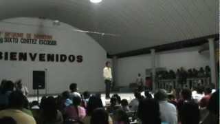 PHACO AMBROSIO (PIENSA EN MI) EN ZANATEPEC OAX.