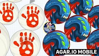 AGAR.IO MOBILE HACKED SERVERS? (Trolling Innocent Players – Agario ...