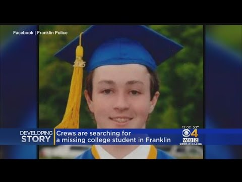 Massive Search Underway For Missing College Student In Franklin