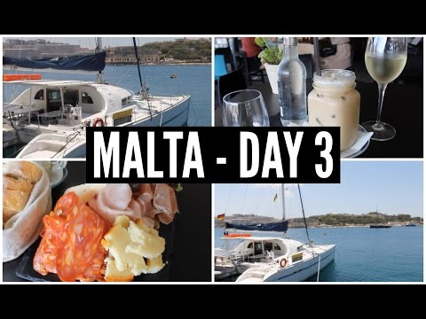 Shopping in Sliema & Mini Haul! - Malta Vlogs 2016 | BlueBee