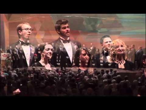 Samuel Barber: Mary Hynes - University of Louisville Cardinal Singers, Kentucky, USA