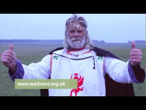 King Arthur Uther Pendragon, A Non Party Political Broadcast