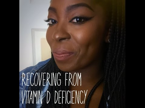 Vitamin D Deficiency - My Story