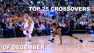 Top 25 Crossovers And Handle Of The Week! (12.25.16 to 12.31.16)