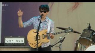 Vampire Weekend - A-Punk Live - Isle of Wight Festival 2010 [HD]