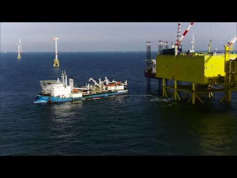 Prysmian Group offer for Offshore Wind Farms.