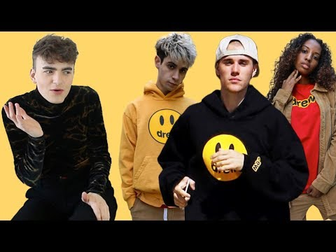 """JUSTIN BIEBER'S NEW MERCH HAS NO """"PURPOSE"""" (Drew House Clothing/Brand Review)"""