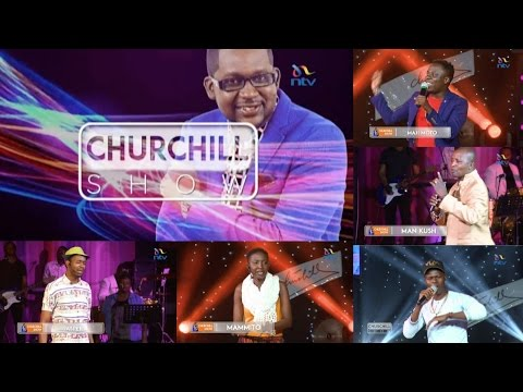 Churchill Show Episode 10: The Bold Edition