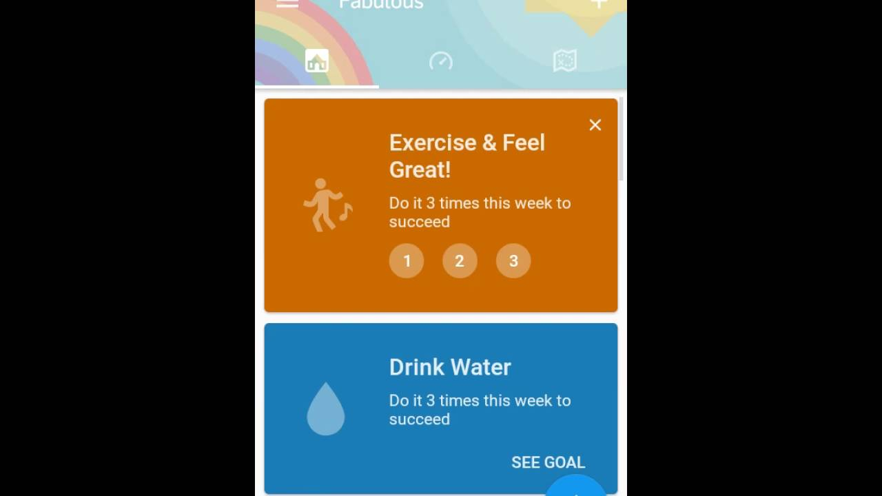 Fabulous Motivate Me Android Review