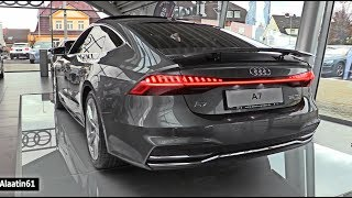 Audi A7 S Line 2018 NEW FULL Review Interior Exterior Infotainment