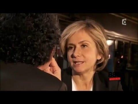 BBC avec Valérie Pécresse, présidente de la région Ile-de-France