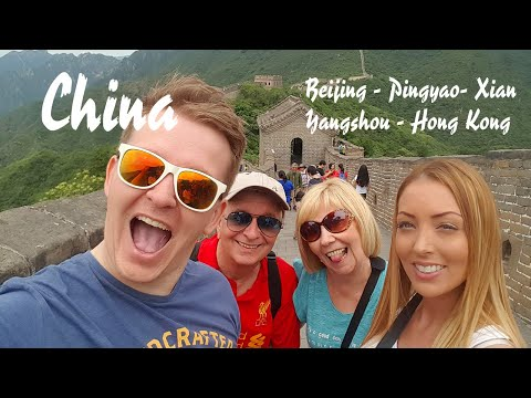China backpacking trip 2017 - GoPro 5