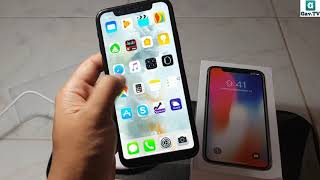 Review HDC IPHONE XS MAX REAL 4G, RAM 4GB/32GB, REAL FACE ID, Wireless Charging, Langsung Dari China