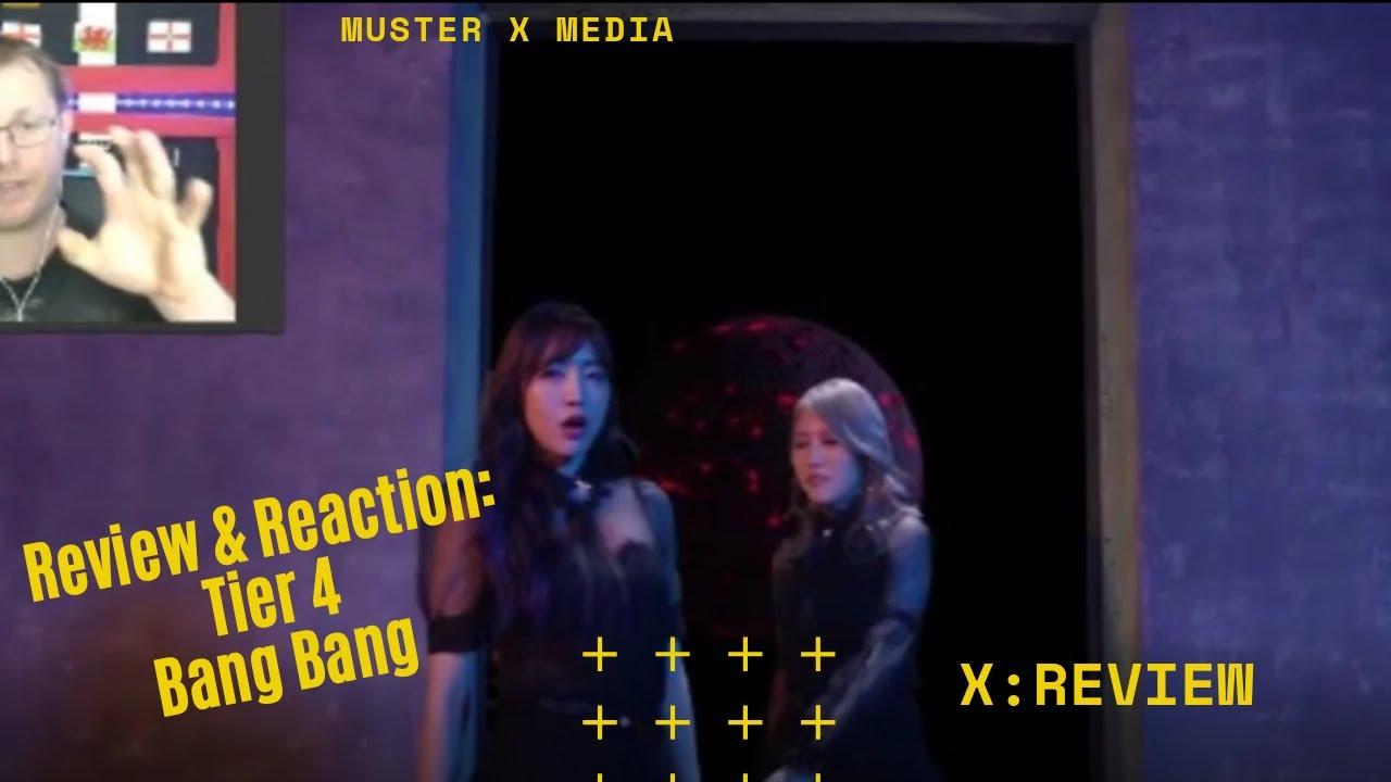 Review and Reaction: Tier 4 Bang Bang