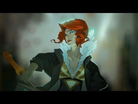 Transistor - Official Trailer