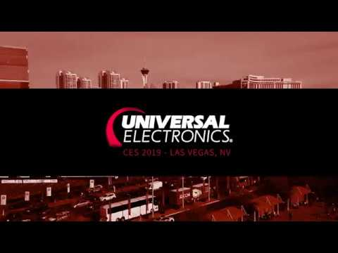 Universal Electronics At CES 2019