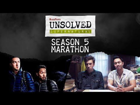 Unsolved Supernatural Season