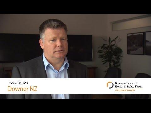 Case Study: Downer NZ