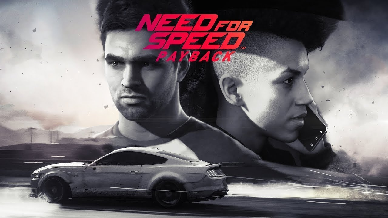 NEED FOR SPEED PAYBACK YA A LA VENTA