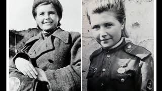Сестренка моряков  Легендарная Катя Михайлова