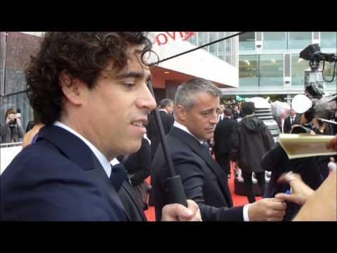 Matt LeBlanc,Stephen Mangan,Tamsin Greig-Bafta Tv Awards 2013