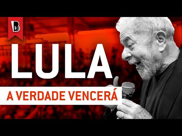 Lula lança edição especial ampliada de seu livro
